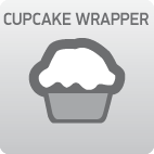 Θήκες Cupcake
