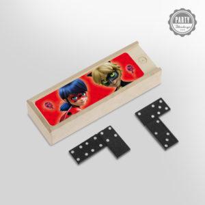 Ladybug+catnoir domino παρτι