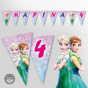 banner frozen